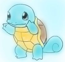 Squirtle by JennytheYugioh5dsfan