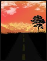 This Lonely Road by imsosxe