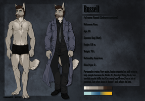 Russell-Reference Sheet. by the-MadDog