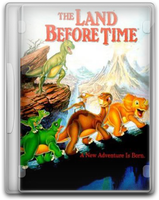 The Land Before Time by Movie-Folder-Maker