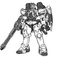 OZ-00MS3 Tallgeese IV by RedZaku