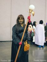 Fanime '10: Orc caster by SparksMcGhee
