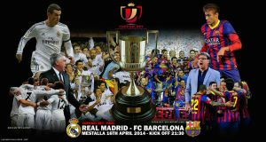 Real Madrid - Fc Barcelona by jafarjeef