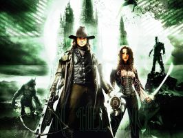 Van Helsing Wallpaper by CuoraColeonyx