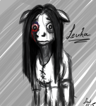Leuka by scorchedwing