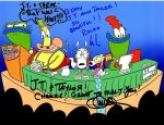 Rocko's Modern Reunion (Autographed) by Coonfoot