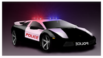 Lamborghini Police Car by Texapache