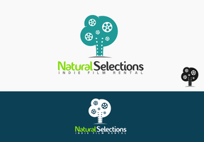 Natural Selections (Logo) by Dekloz
