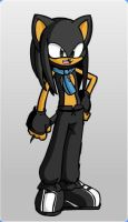 Umaga as a Sonic Character by Gurahk2