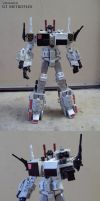 Upgraded G1 Metroplex by Unicron9