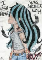 TRADITIONAL: Bound By His Mark (Another Way Out) by InvaderIka