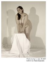 First Nude Session - 4 by PaulaImperatrix