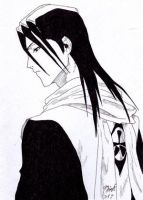 Kuchiki Byakuya by Club-Bleach