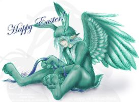 Happy Easter...redux by ZaidaCrescent