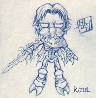 little Raziel by Lokasenna