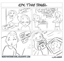 Epic Time Travel by Jessimie