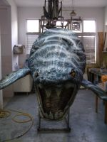 Dunkleosteus WIP 2 by FUVL