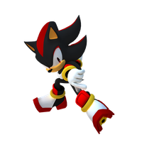 SA2 - Shadow the Hedgehog by Retro-Red