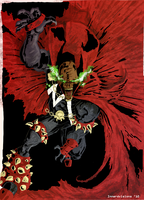 Spawn - Buried alive by Innerdvisions