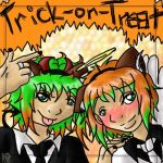Contest Entry: Trick or Treat by Miss-Mae