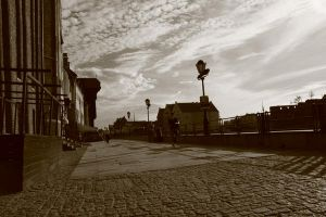 Old Town Gdansk Poland IV by PotockiArt