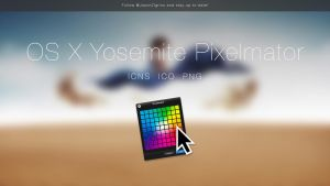 Pixelmator For OS X Yosemite by Ziggy19