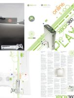 XBOX 360 Product Brochure by krimzonDS
