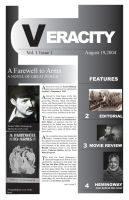 VERACITY -- FRONTPAGE by j4ever
