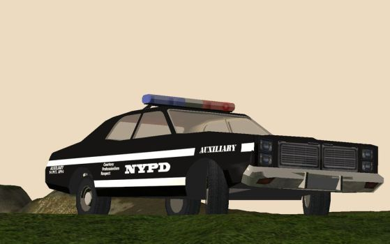 NYPD Skin by spec-op