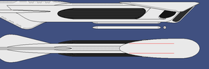 Star Trek 'curvy Connie' Nacelle Wip2 by Danny420Dale
