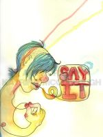 Say It by turp