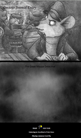 The Great Mouse Detective Journal Skin by NightMagican