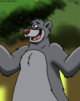Baloo by BluebottleFlyer