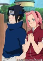 SasuSaku Mission or a tryst? by byBlackRose