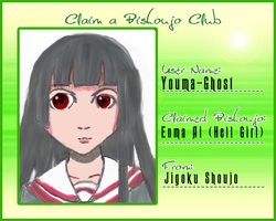 Presentation Claim - Enma Ai by Youma-Ghost