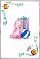 Cute bunny by Anto90