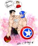 Marvel Yaoi by LoBlo