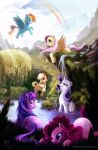 My Little Pony: Friendship is Magic by AndreaTamme