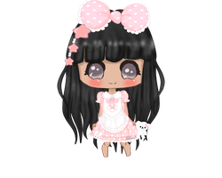 CM :  for Miss-Gravillian1992 (not completed) by Tokyo-Dollie