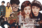 EXO Do Kyungsoo and Kim Sohyun PNG Pack {Vogue} by kamjong-kai