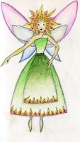 fairy by pollywriggle