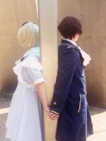 APH: Together but still apart. by nikara4