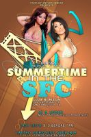 Summer in the SFC flyer by yellow-five