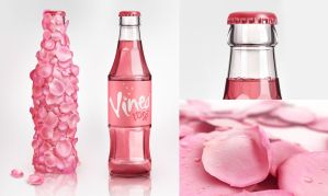 Vinea rose - petals campaign by radoxist