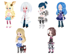 DS Adopts Batch 1 OPEN 4/6 by adopts-maker