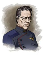 Adama by MechaBennett