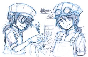 Angush by zienta