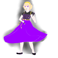 Rose Lalonde by Monochrome-Colors