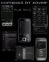Compact SVG Symbian theme by Xavier-Themes