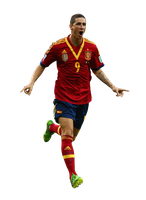 Fernando Torres Render by bluezest1997